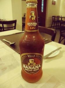 Cerveza de pan de plátano! (pronto, receta de pan de plátano)