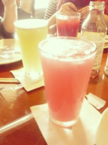 Limonada rosa :)