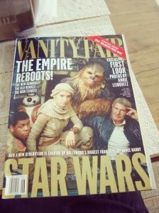 Para los fans de Star Wars. Espero eso traiga más hits a mi blog XD Lo pondré grande: STAR WARS
