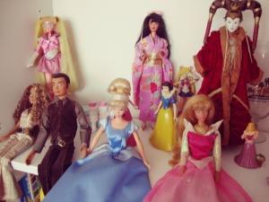Mis muñecas. Ñoñismo y girly-ness